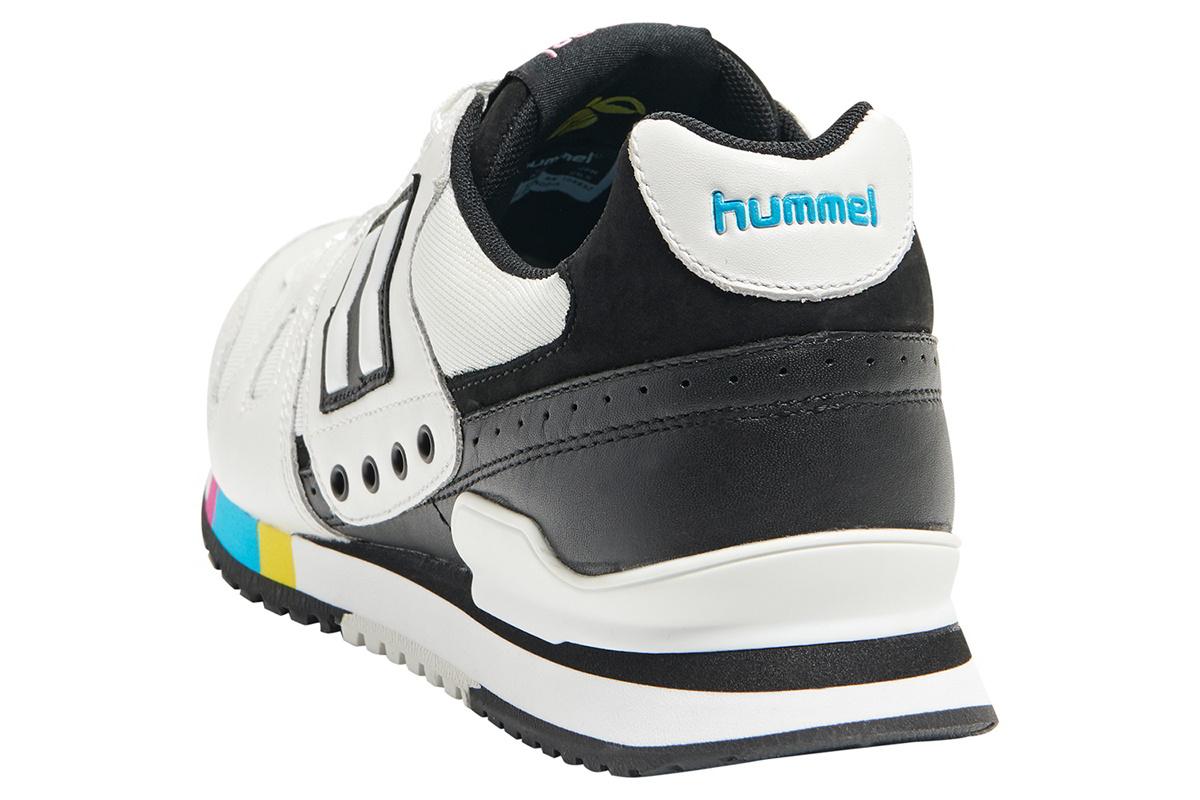 hummel hive marathona 96 4 - Hummel traz para o Brasil pack inspirado no futebol dos anos 90