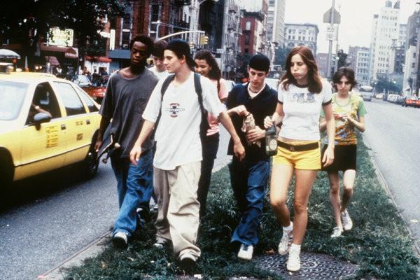 kidz filme 1995 - O skate tá virando coisa de engomadinho?