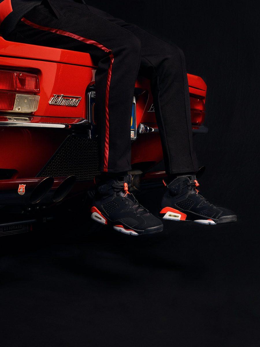 """kith air jordan 6 infrared colecao 06 - KITH prepara coleção especial para relançar o Air Jordan 6 """"Infrared"""""""