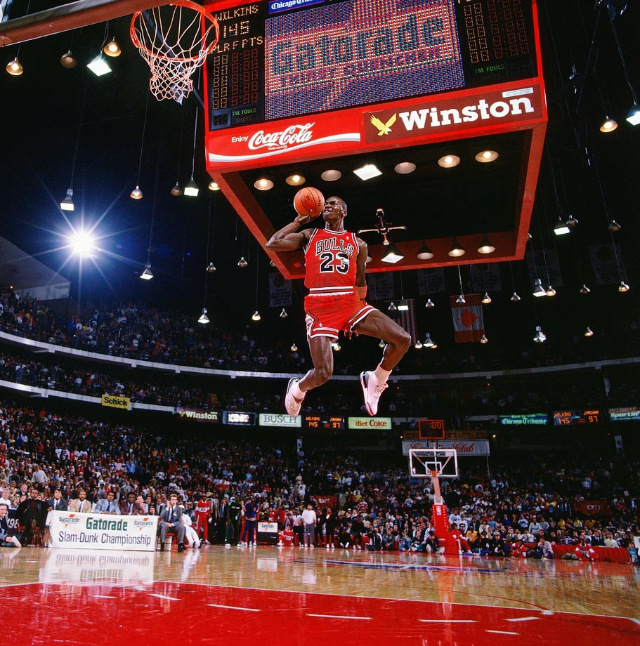 michael jordan 1988 slam dunk sports illustrated - Foot Locker vai lançar Funko de Michael Jordan