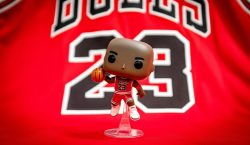Foot Locker vai lançar Funko de Michael Jordan