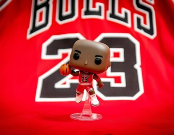 Foot Locker vai lançar Funko de Michael Jordan