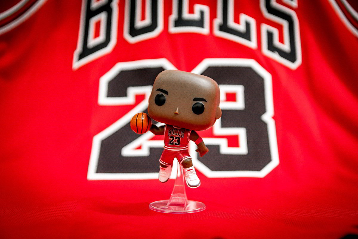 michael jordan funko pop 01 - Foot Locker vai lançar Funko de Michael Jordan