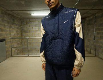 Nike e Cav Empt se unem em cápsula esportiva e futurista