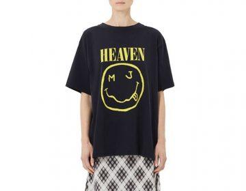 Nirvana processa Marc Jacobs por copiar seu smile