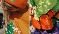 XLARGE e Carrots se reúnem em cápsula atlética