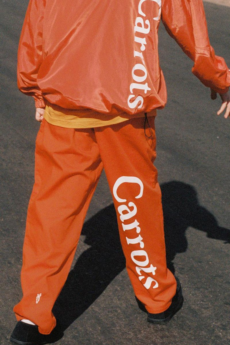 xlarge carrots colecao capsula 01 - XLARGE e Carrots se reúnem em cápsula atlética