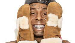 Lil Wayne apresenta parceria da BAPE com a UGG