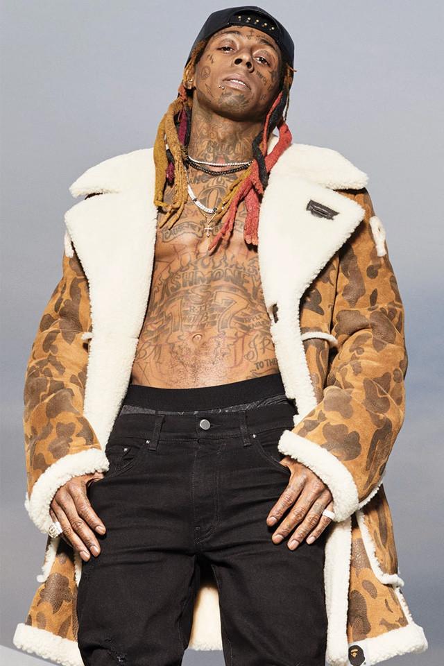 bape ugg lil wayne lookbook 05 - Lil Wayne apresenta parceria da BAPE com a UGG