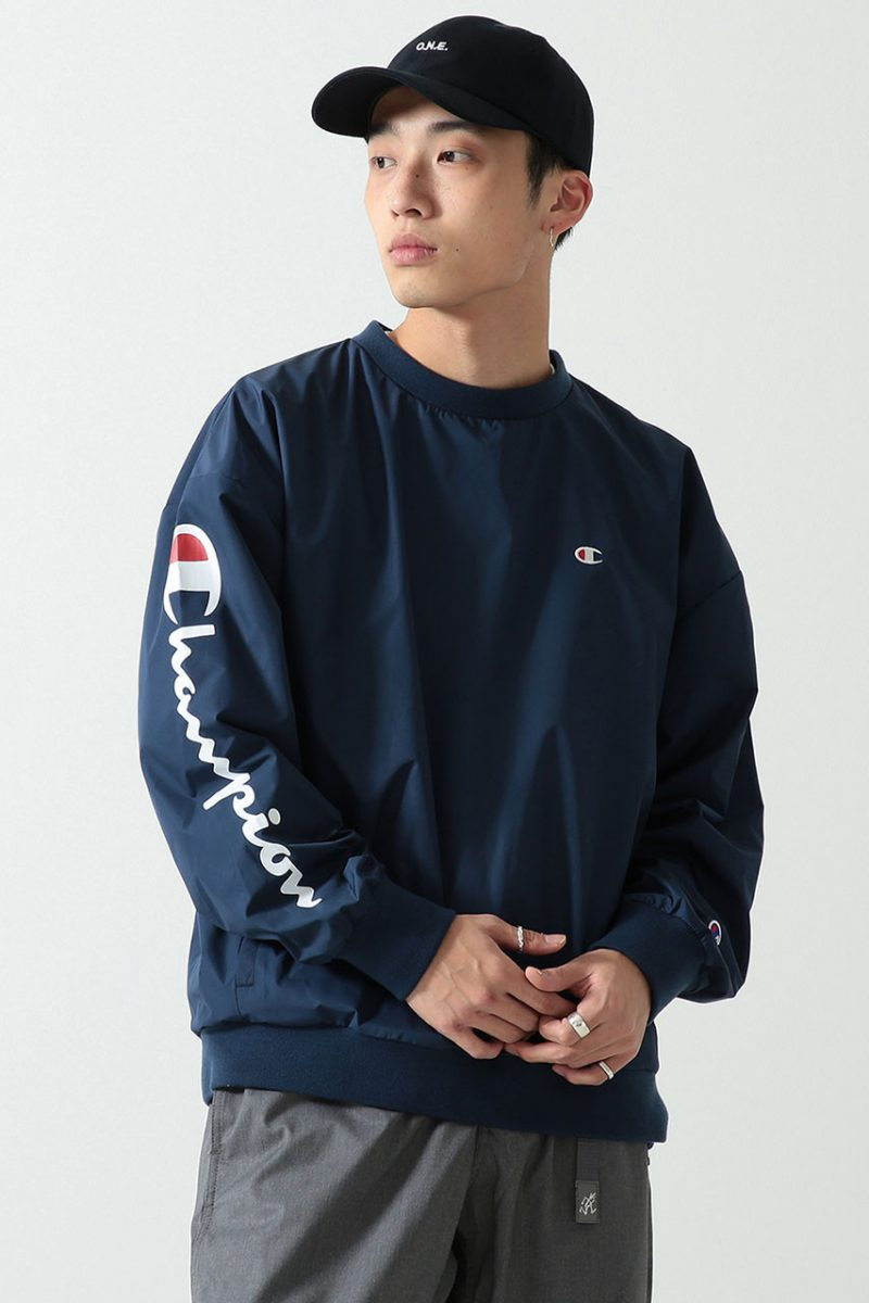 beams champion ss19 colab 03 - BEAMS e Champion unem casual ao funcional em parceria