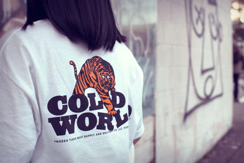 cold world frozen goods 01 - Coleção da Cold World Frozen Goods traz Hip Hop e desenhos ácidos