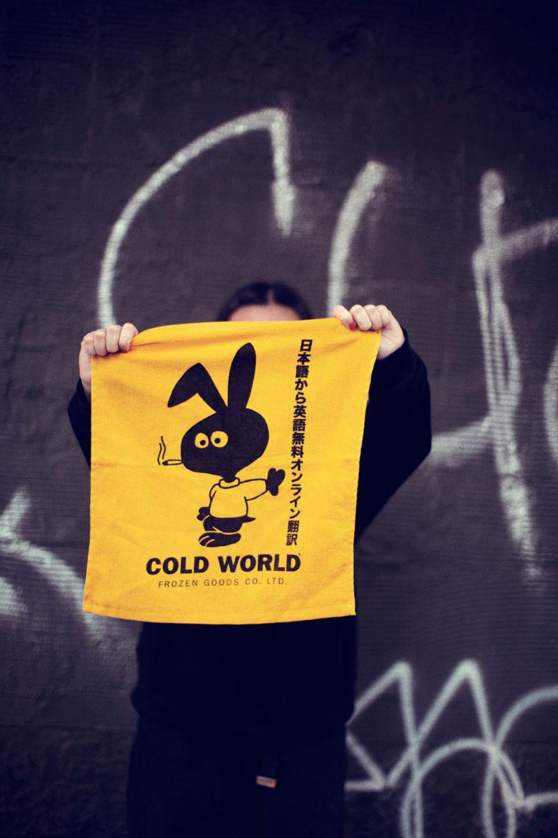 cold world frozen goods 02 - Coleção da Cold World Frozen Goods traz Hip Hop e desenhos ácidos