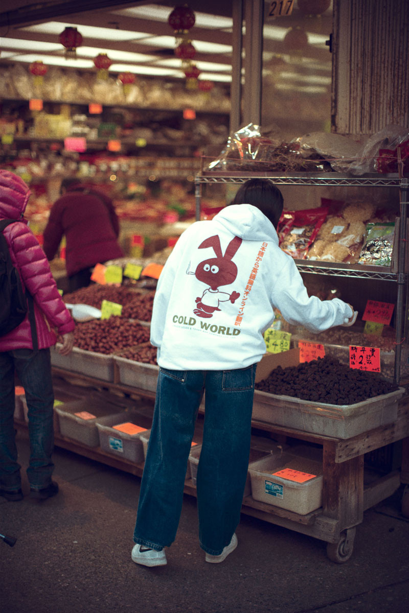 cold world frozen goods 08 - Coleção da Cold World Frozen Goods traz Hip Hop e desenhos ácidos