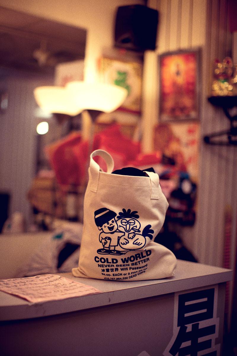 cold world frozen goods 11 - Coleção da Cold World Frozen Goods traz Hip Hop e desenhos ácidos