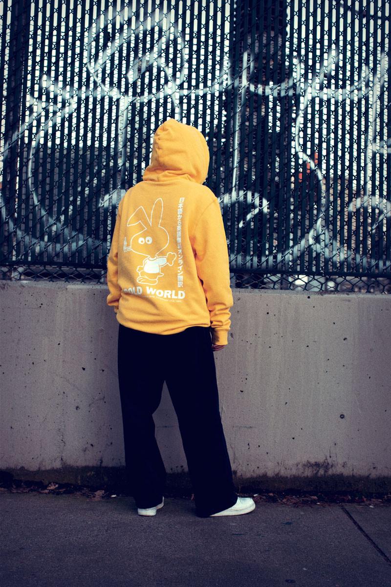 cold world frozen goods 13 - Coleção da Cold World Frozen Goods traz Hip Hop e desenhos ácidos