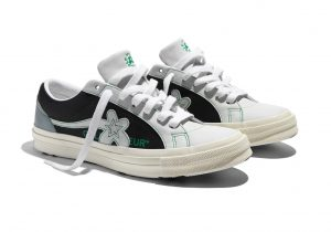 Se liga nesse pack industrial do Converse GOLF le FLEUR