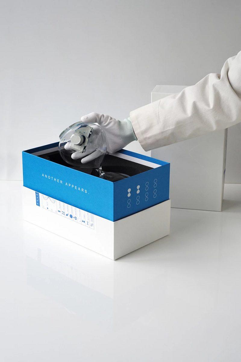 daniel arsham hourglass blue colecionavel 02 - Daniel Arsham vai lançar ampulheta decorativa