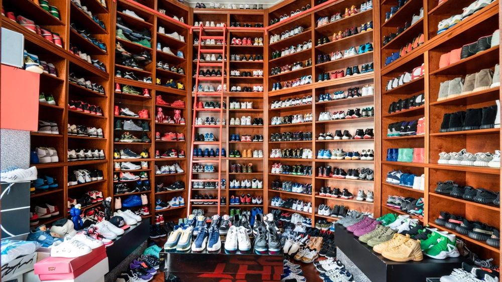 """dj khaled sneaker collection - Estamos comprando nossa """"felicidade"""" com roupas e tênis?"""