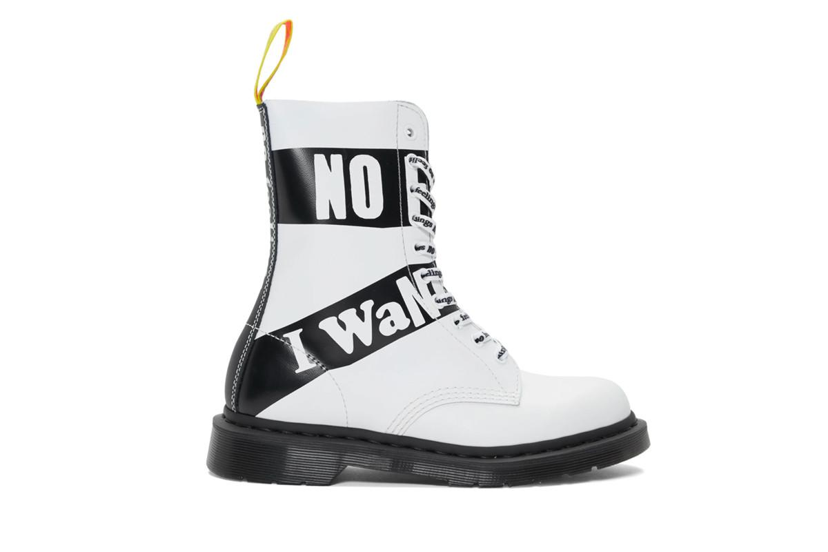 dr martens sex pistols colab 2019 05 - Dr. Martens e Sex Pistols se unem em nova linha de calçados