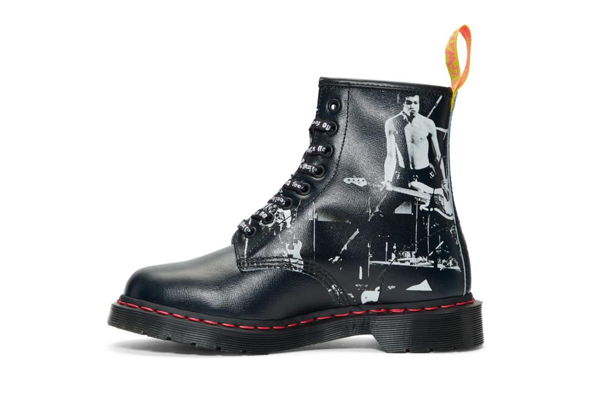 dr martens sex pistols colab 2019 11 - Dr. Martens e Sex Pistols se unem em nova linha de calçados
