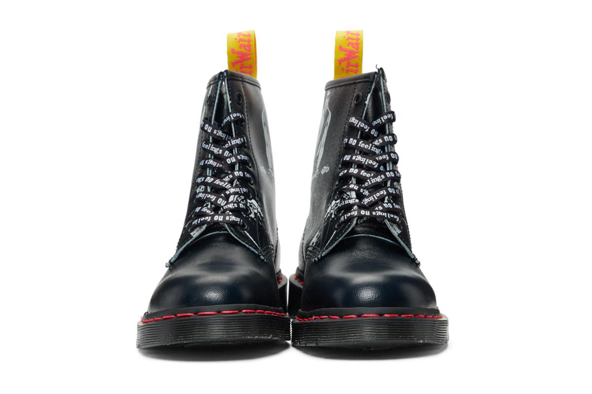 dr martens sex pistols colab 2019 12 - Dr. Martens e Sex Pistols se unem em nova linha de calçados