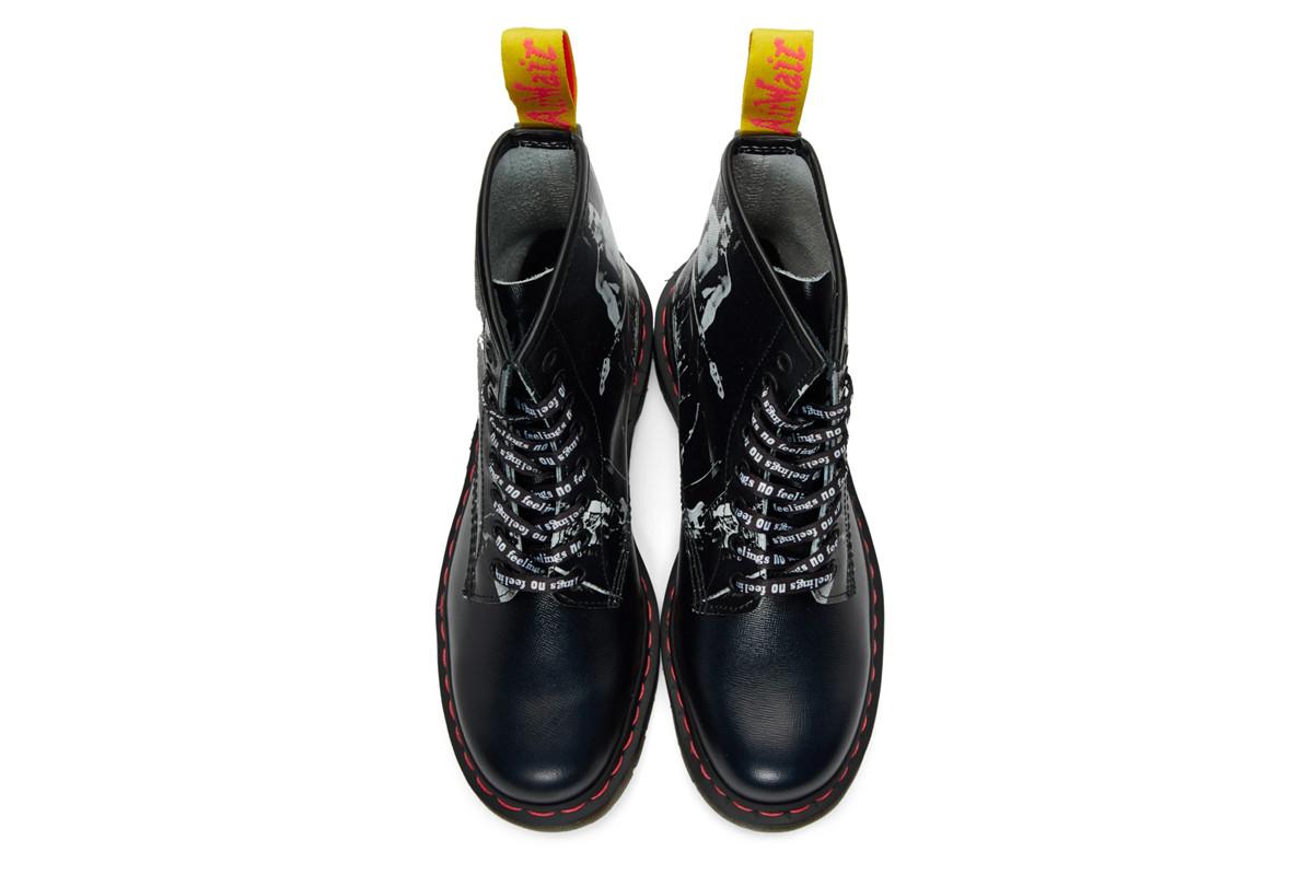 dr martens sex pistols colab 2019 13 - Dr. Martens e Sex Pistols se unem em nova linha de calçados