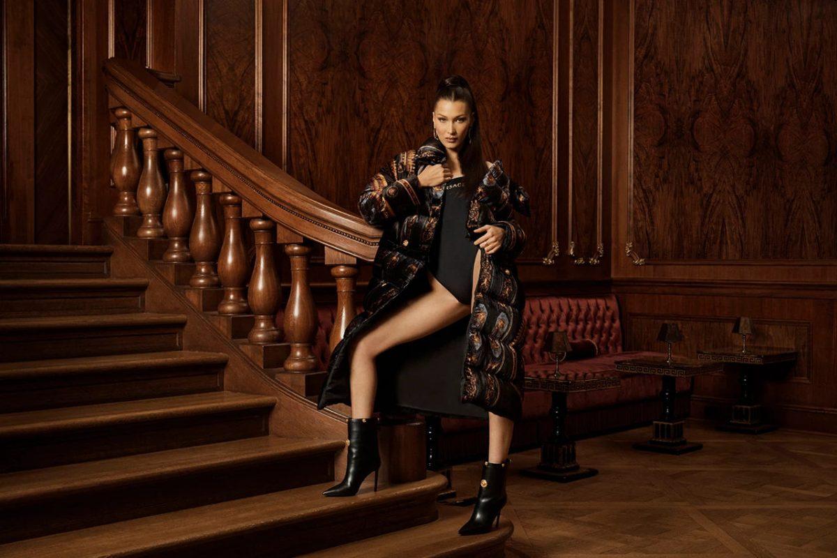 kith versace bella hadid campanha colab 02 - KITH e Versace revelam colab com lookbook estrelado por Bella Hadid