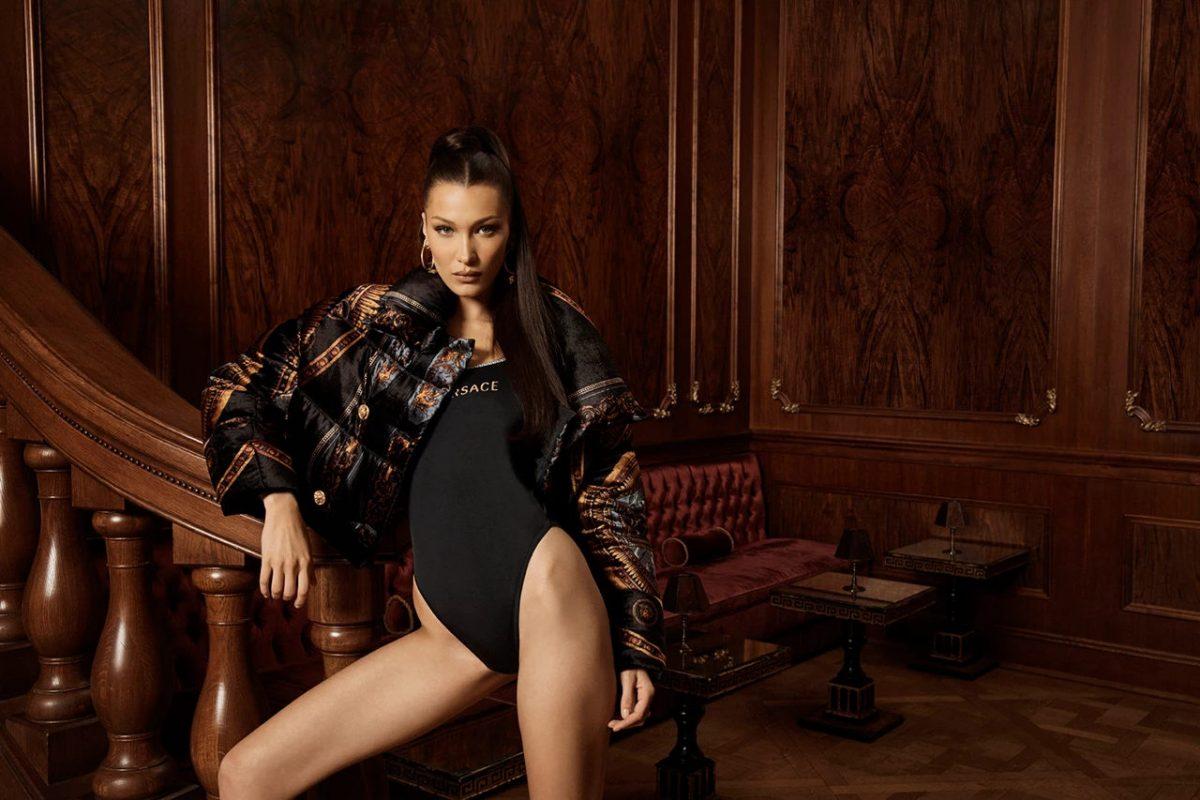 kith versace bella hadid campanha colab 03 - KITH e Versace revelam colab com lookbook estrelado por Bella Hadid