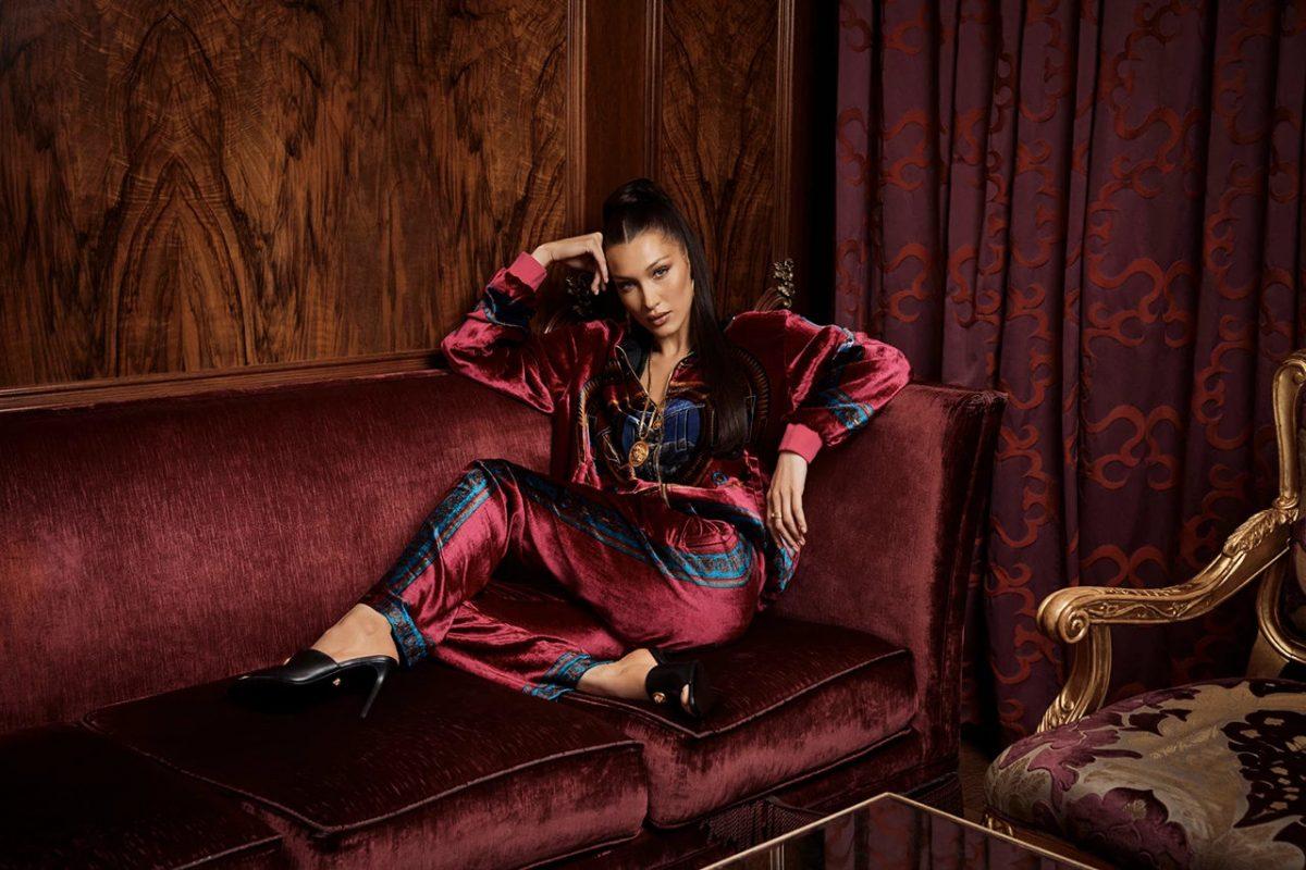 kith versace bella hadid campanha colab 04 - KITH e Versace revelam colab com lookbook estrelado por Bella Hadid