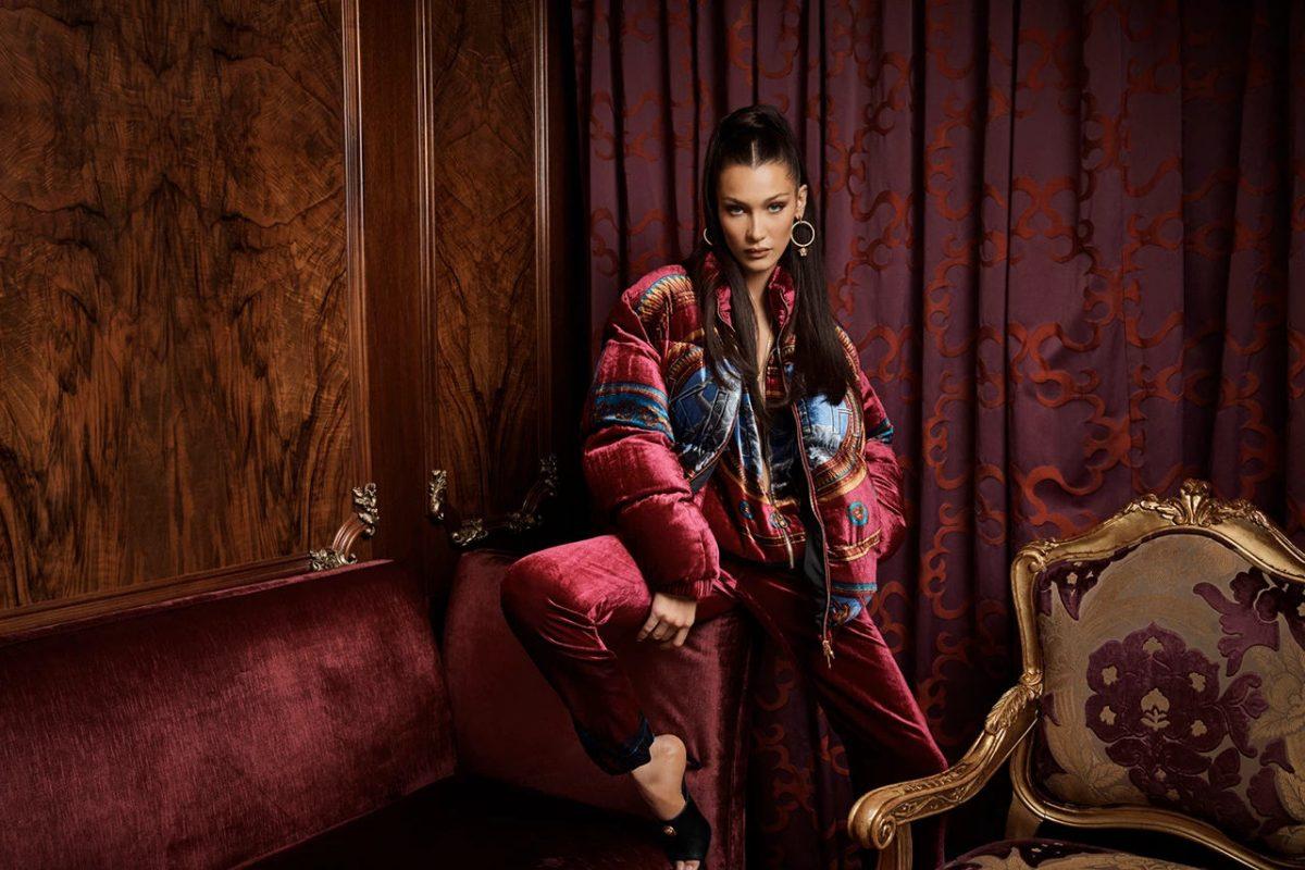 kith versace bella hadid campanha colab 06 - KITH e Versace revelam colab com lookbook estrelado por Bella Hadid