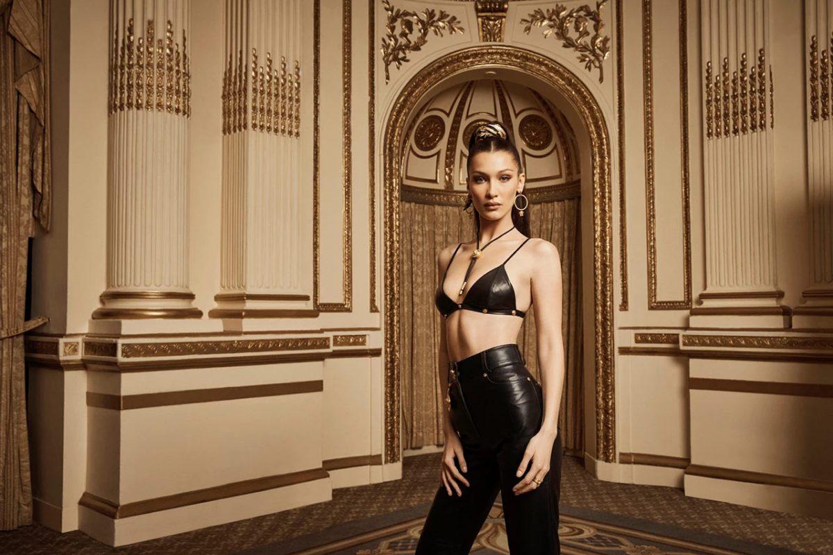kith versace bella hadid campanha colab 07 - KITH e Versace revelam colab com lookbook estrelado por Bella Hadid
