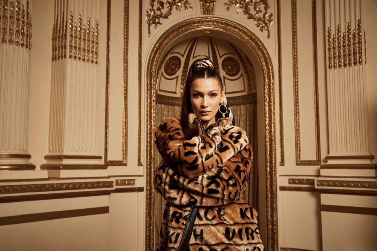 kith versace bella hadid campanha colab 08 - KITH e Versace revelam colab com lookbook estrelado por Bella Hadid