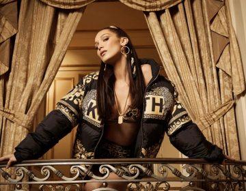 KITH e Versace revelam colab com lookbook estrelado por Bella Hadid