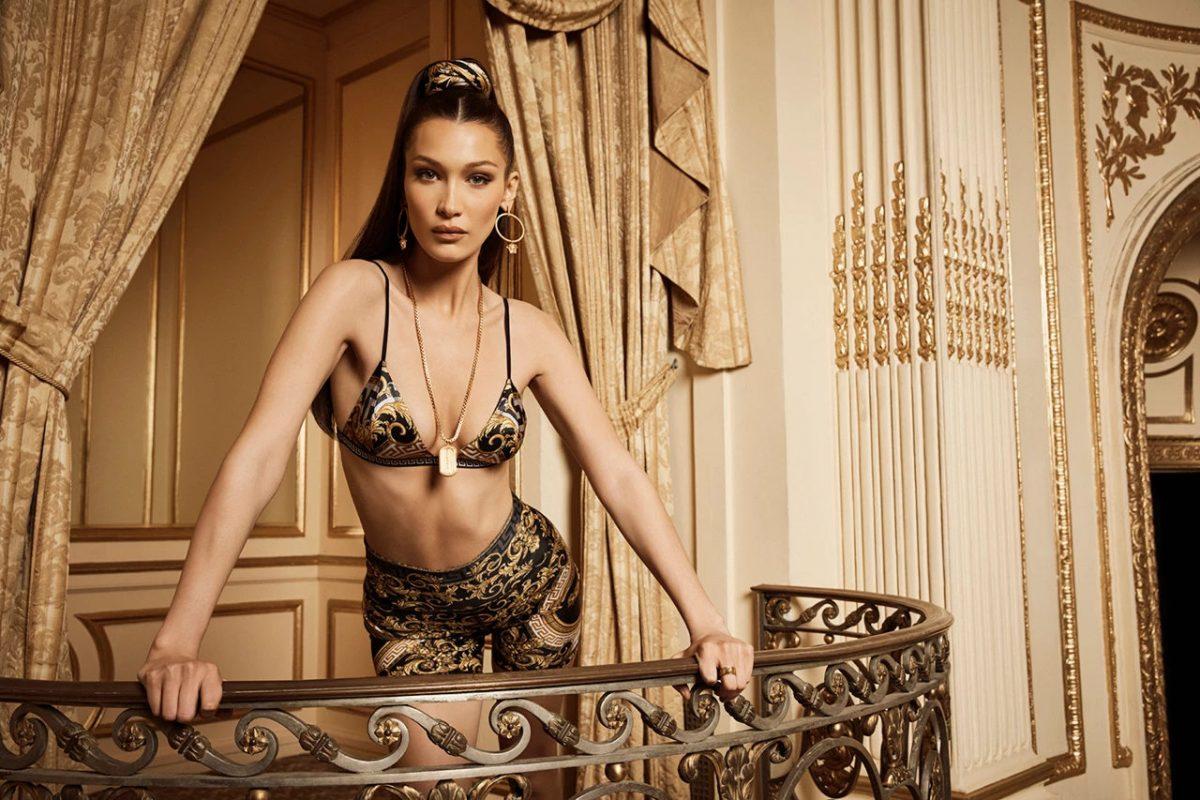 kith versace bella hadid campanha colab 11 - KITH e Versace revelam colab com lookbook estrelado por Bella Hadid