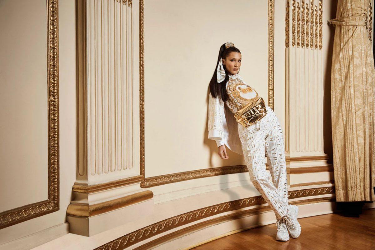 kith versace bella hadid campanha colab 14 - KITH e Versace revelam colab com lookbook estrelado por Bella Hadid