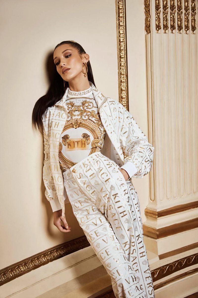 kith versace bella hadid campanha colab 15 - KITH e Versace revelam colab com lookbook estrelado por Bella Hadid