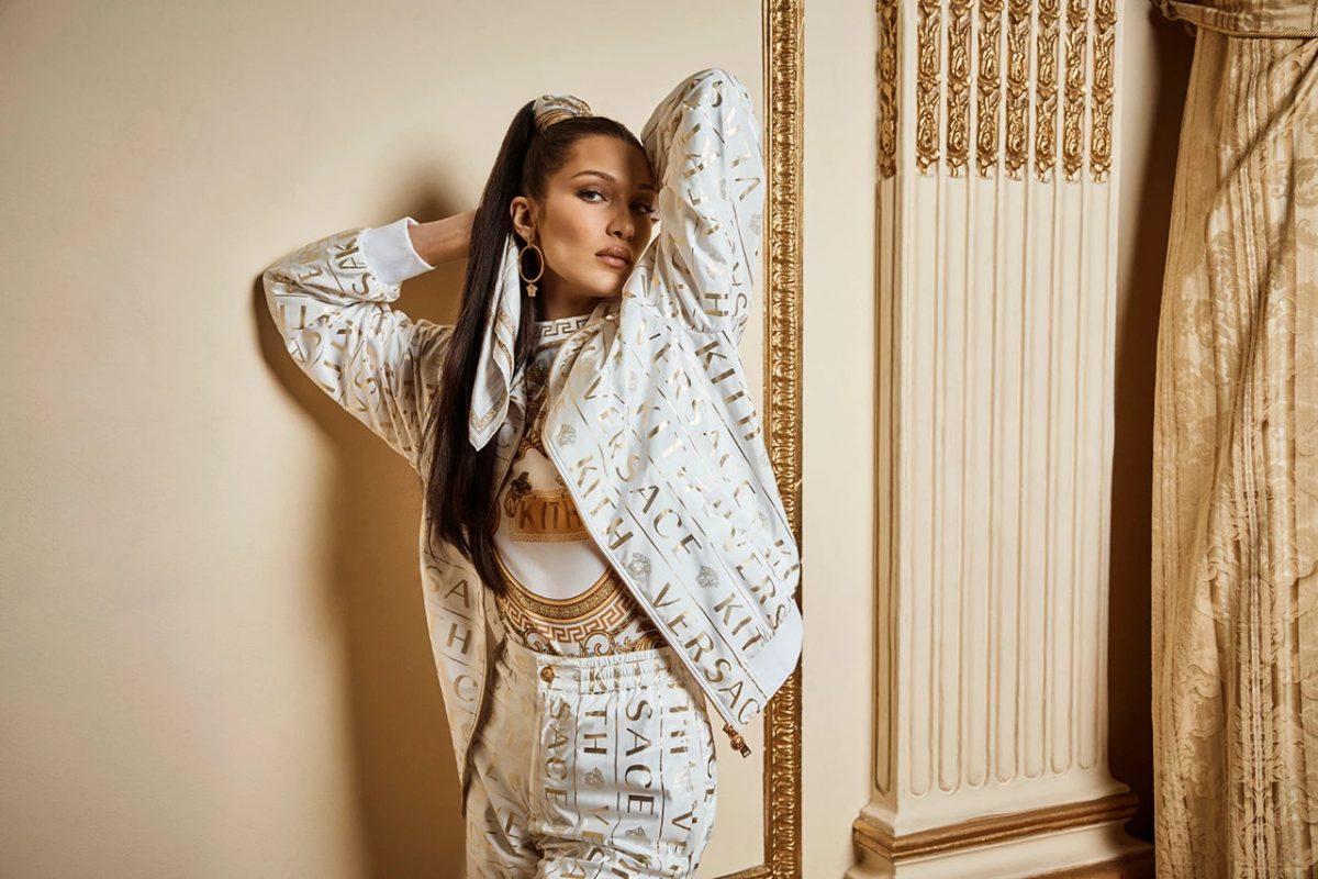 kith versace bella hadid campanha colab 16 - KITH e Versace revelam colab com lookbook estrelado por Bella Hadid