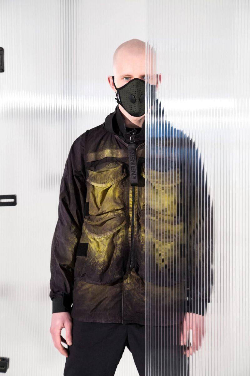 nemen indossato 01 - NemeN aposta em novos materiais e técnicas em coleção SS19
