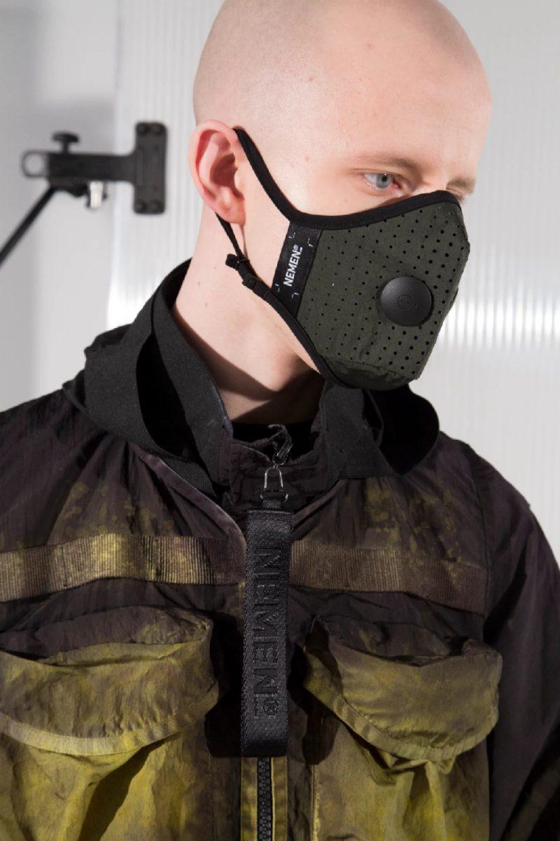 nemen indossato 02 - NemeN aposta em novos materiais e técnicas em coleção SS19