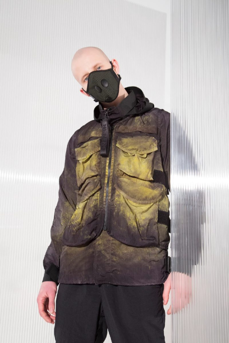 nemen indossato 03 - NemeN aposta em novos materiais e técnicas em coleção SS19