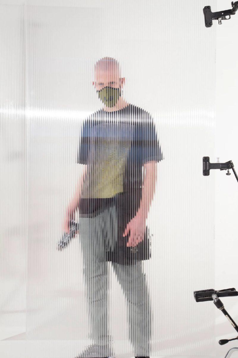 nemen indossato 05 - NemeN aposta em novos materiais e técnicas em coleção SS19
