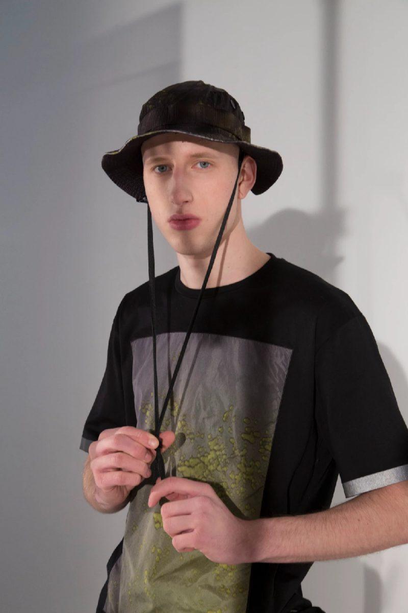 nemen indossato 06 - NemeN aposta em novos materiais e técnicas em coleção SS19