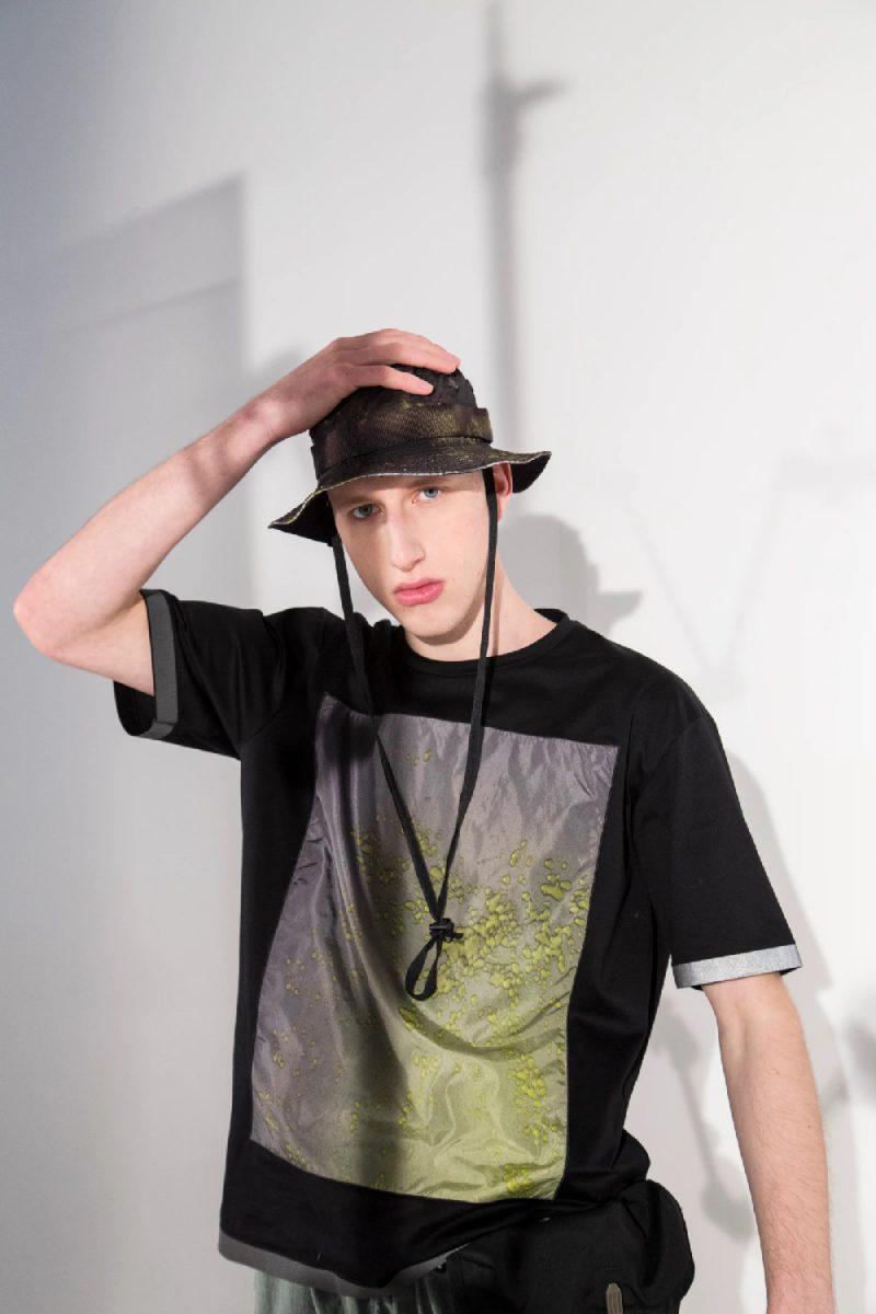 nemen indossato 07 - NemeN aposta em novos materiais e técnicas em coleção SS19