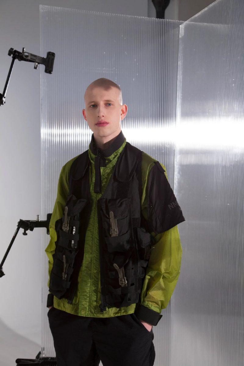 nemen indossato 08 - NemeN aposta em novos materiais e técnicas em coleção SS19