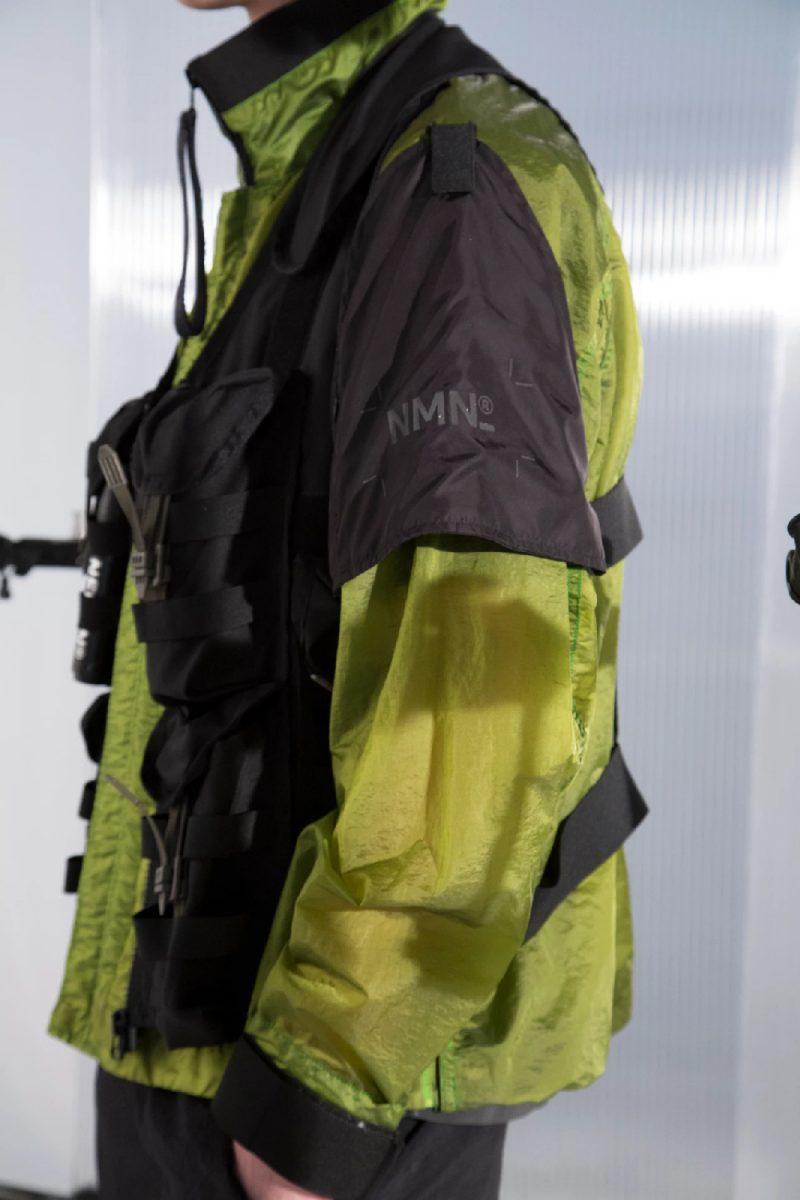 nemen indossato 09 - NemeN aposta em novos materiais e técnicas em coleção SS19