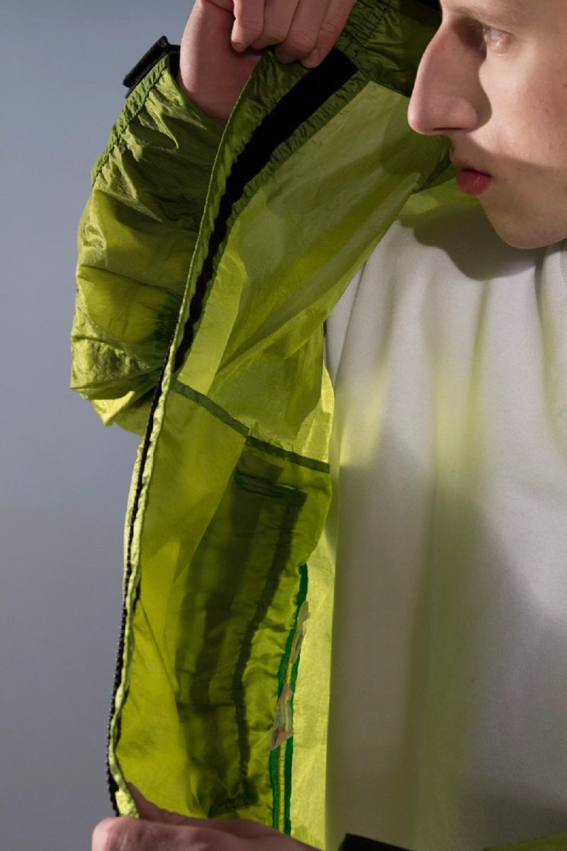 nemen indossato 11 - NemeN aposta em novos materiais e técnicas em coleção SS19