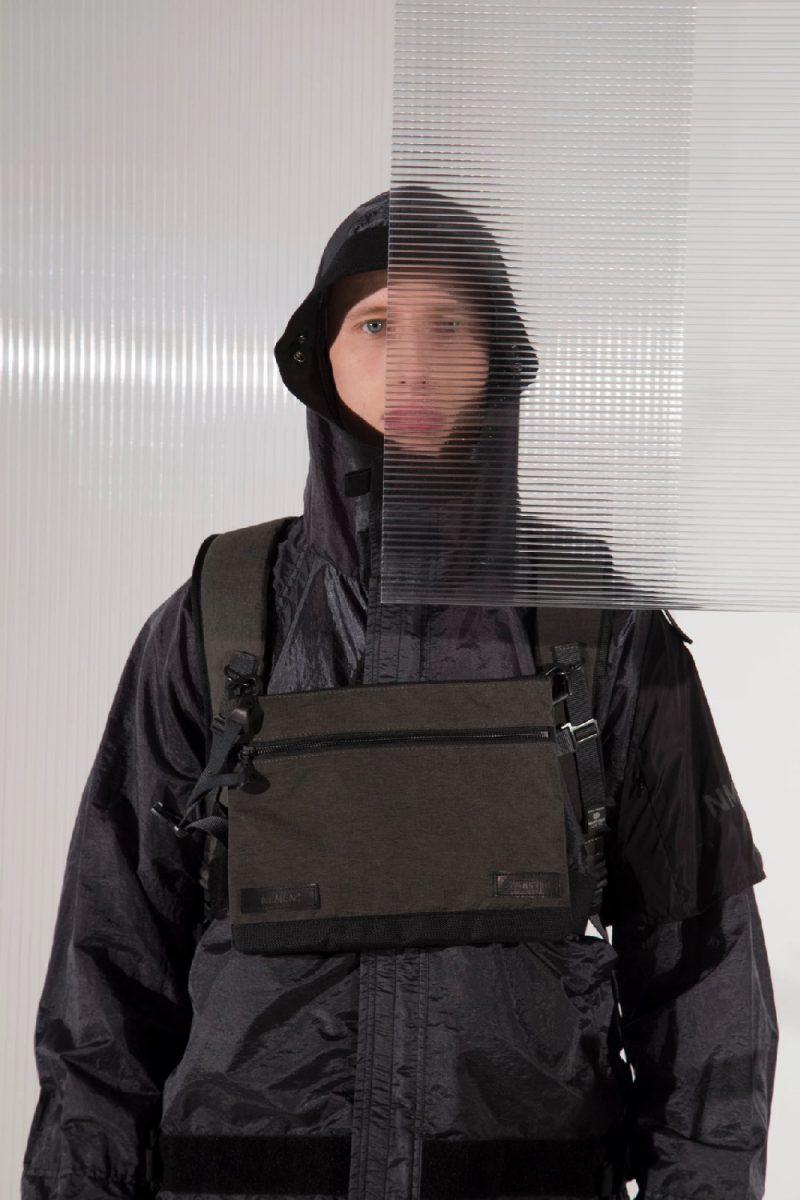 nemen indossato 13 - NemeN aposta em novos materiais e técnicas em coleção SS19
