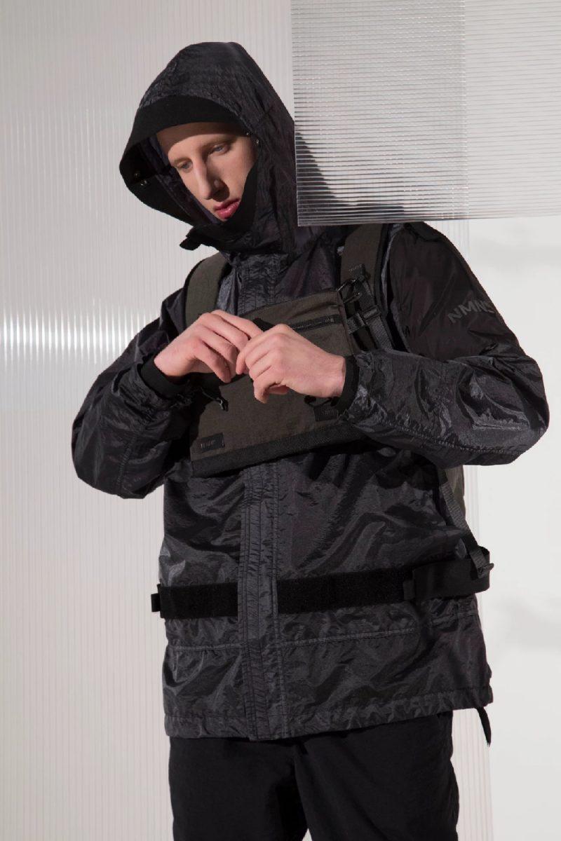 nemen indossato 14 - NemeN aposta em novos materiais e técnicas em coleção SS19