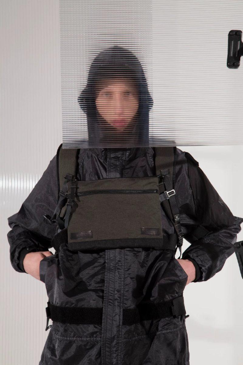 nemen indossato 15 - NemeN aposta em novos materiais e técnicas em coleção SS19