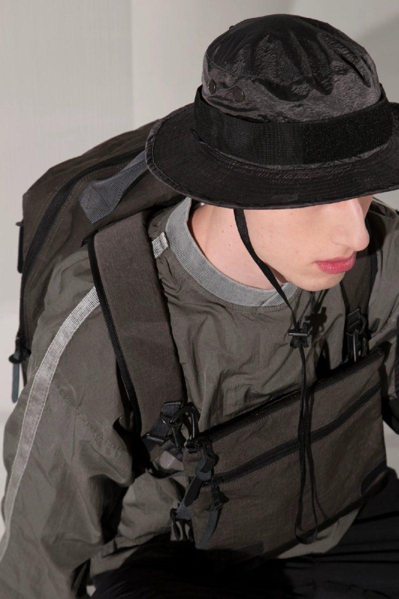 nemen indossato 16 - NemeN aposta em novos materiais e técnicas em coleção SS19